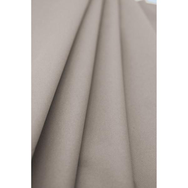 nappe papier rouleau uni gris perle (1,2 x 10 m)