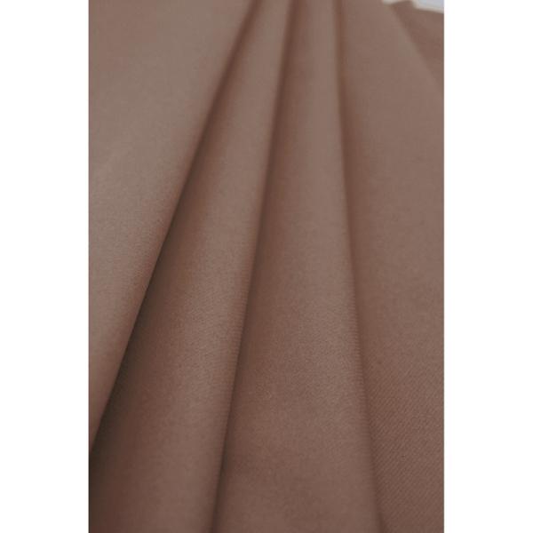 nappe papier rouleau uni taupe (1,2 x 10 m)