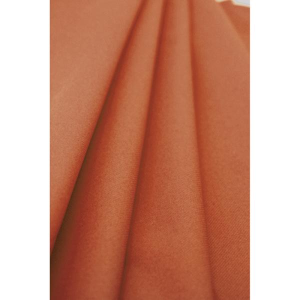 nappe papier rouleau uni terracotta (1,2 x 10 m)