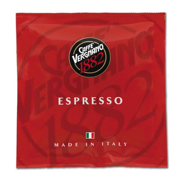 dosettes ese café italien espresso caffè vergnano x 150