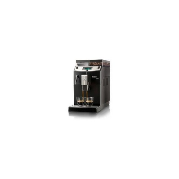robot café saeco pro lirika noir