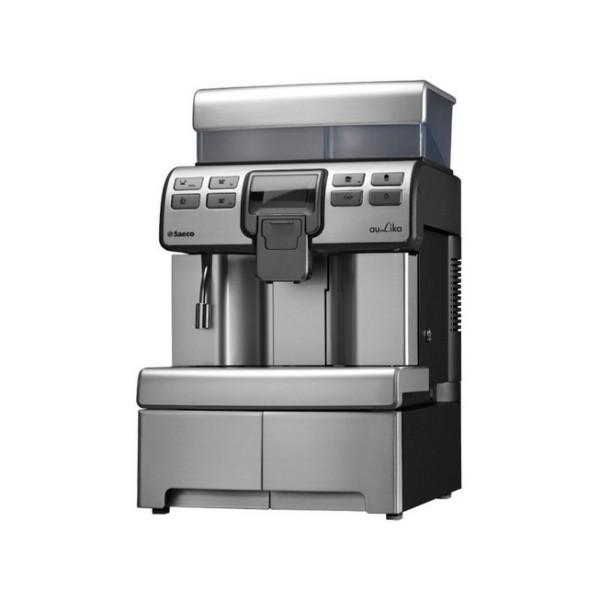 robot café saeco pro automatique aulika top hsc silver ri