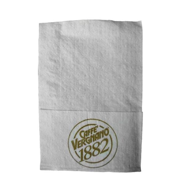 serviette en papier blanc pour porte serviette caffè vergnano x 1800