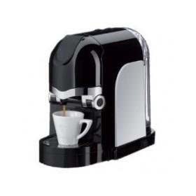 machine à café tekna noire espresso cap