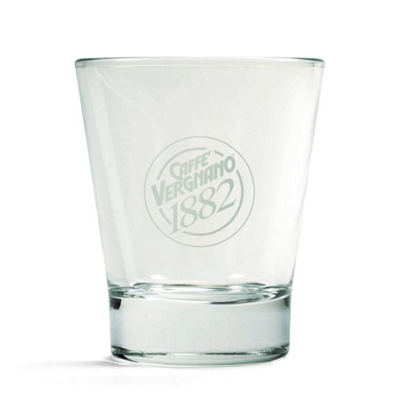 verre à eau caffè vergnano x 6