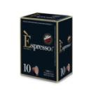 Capsules Nespresso® compatibles Espresso Arabica Caffè Vergnano x 10