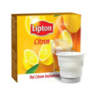 Boisson pré-dosée Lipton Thé Citron x 20