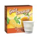 Boisson pré-dosée froide Goût Orange x 300