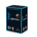 Capsules Nespresso® compatibles Espresso Deca  Caffè Vergnano x 10