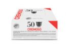 Capsules Nespresso® compatibles Caffè Vergnano Espresso Cremoso x 50