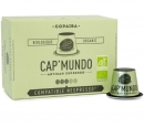 10 Capsules Nespresso® compatibles Copaiba Bio Cap\'Mundo