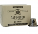 10 Capsules Nespresso® compatibles Dark Ebene Cap\'Mundo
