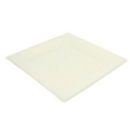 assiette carrée biodégradable be pulp (20 cm) x 50