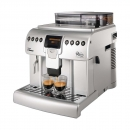 Machine à café semi pro Saeco Royal Coffee blanche HD8930/01
