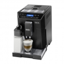 Machine à café noire Eletta broyeur à grains De\'Longhi ECAM 44.660.B