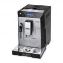 Machine à café noire et argent Eletta Plus De\'Longhi ECAM 44.620.S