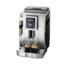 Machine à café argent broyeur à grains ECAM De'LonghiI ECAM 23.440.SB