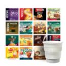 Pack de 300 gobelets pré-dosés panachés (Choix B)