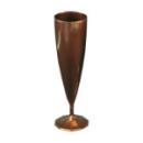 flûte à champagne monobloc de luxe design chocolat (13 cl) x 10
