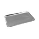 plateau de service rectangle argent (19 x 28 cm) x 25