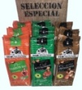 Panaché de café moulu - lot de 9 x 250g