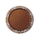 Sous-assiette ronde chocolat (30 cm) x 4