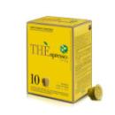 Capsules Nespresso® compatibles THE'spresso Earl Grey Caffè Vergnano x 10