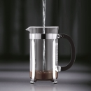 Cafetière à piston CHAMBORD BODUM® 3 tasses 35 cl brillant