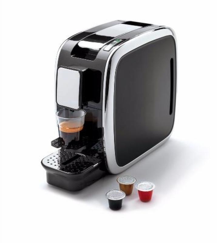 Cafetière à dosettes nespresso conti pro noir
