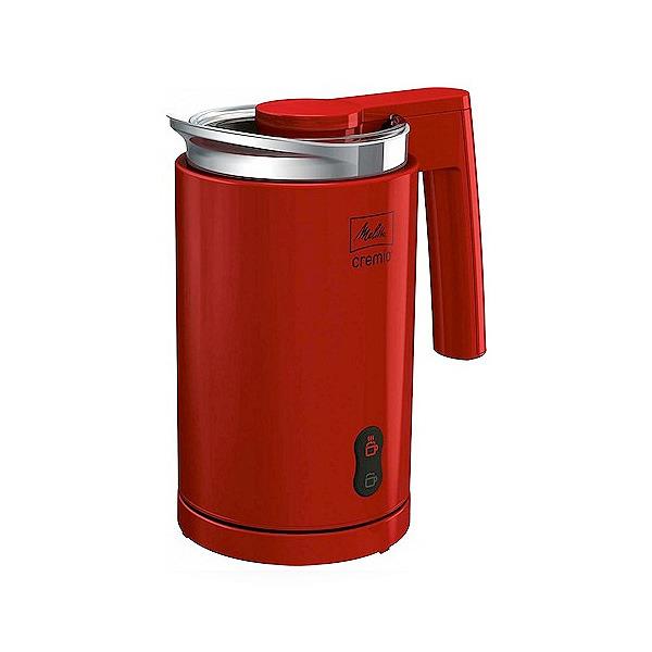 mousseur lait cremio rouge. Black Bedroom Furniture Sets. Home Design Ideas