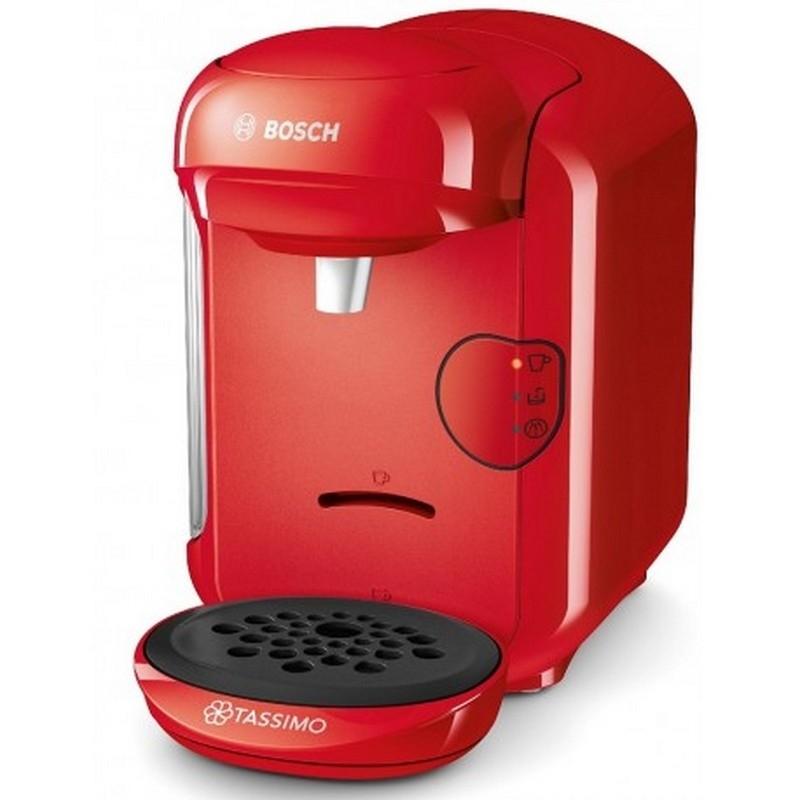 machine caf machine a dosette bosch rouge. Black Bedroom Furniture Sets. Home Design Ideas