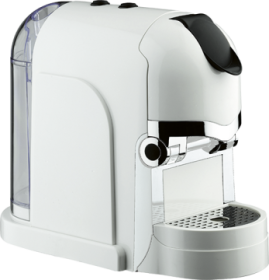 machine caf tekna blanche espresso cap. Black Bedroom Furniture Sets. Home Design Ideas