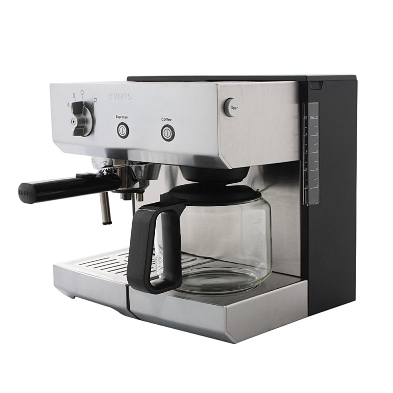 Machine expresso krups elegant krups xp machine expresso compacte le test maxicoffee with - Machine a cafe krups nespresso ...